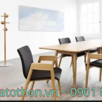 bàn ghế ăn gỗ đẹp