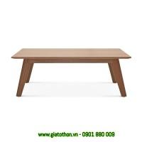 bàn ghế gỗ phòng khách bền