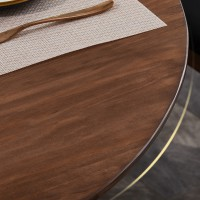 bàn ghế ăn gỗ hiện đại