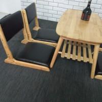 bàn ngồi bệt kiểu nhật