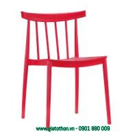 bộ ghế nhựa bàn ăn