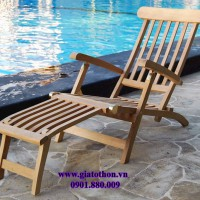 ghễ gỗ tắm nắng