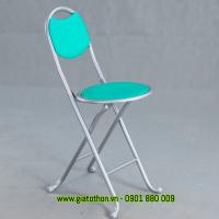 ghế nhựa gấp bền