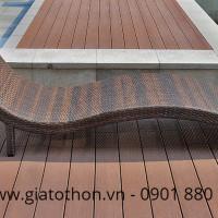 ghế tắm nắng cao ghế
