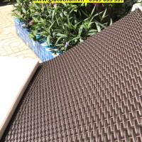 giường tắm nắng nhựa mây chất liệu bền chắc