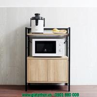 tủ bếp gỗ tự nhiên giá rẻ