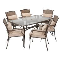 Bộ bàn ăn gia đình 6 ghế