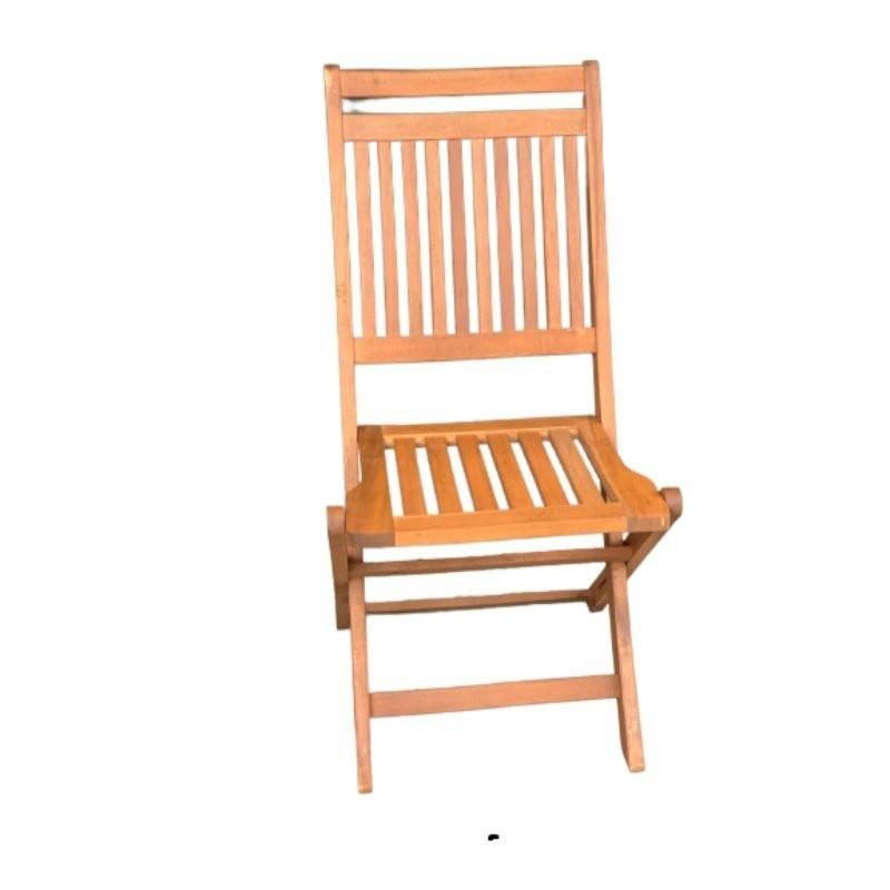 Ghế gỗ bạch đàn không tay vịn bền đẹp