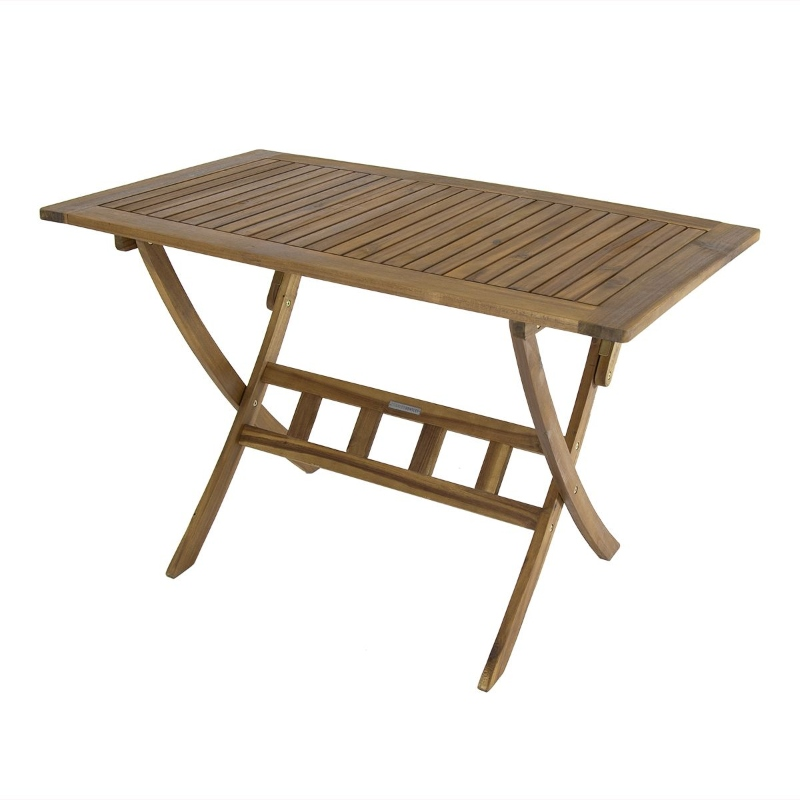 Bàn ghế gỗ  xếp 02